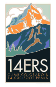 14ers poster