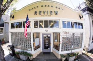 photo of Half Moon Bay Review offices