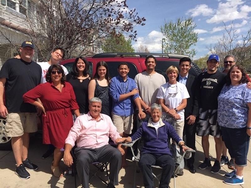 Chavez Family group photo