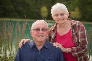 Bob and Maxine