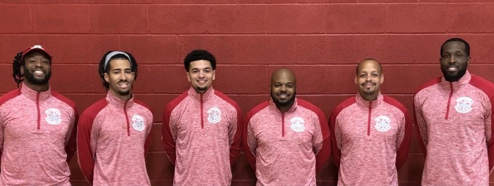 IBA staff coaches
