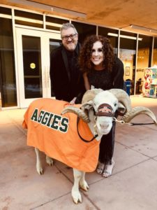 Couple with CAM the Ram