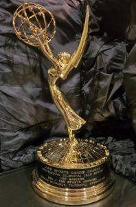 """2019 Emmy Award for """"Outstanding Technical Team Remote."""""""