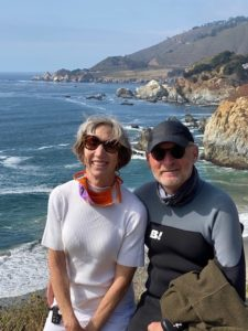 Jim Barta and his wife