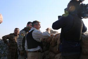 reporter in Iraq