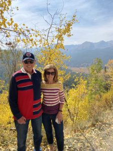 Alan and Cathy Hendrickson